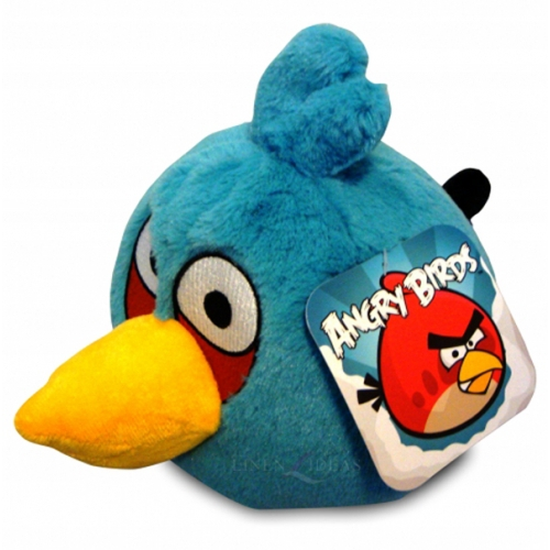 Angry Birds Stuffed Toys : Angry birds rio quot cm plush soft stuffed toy gift