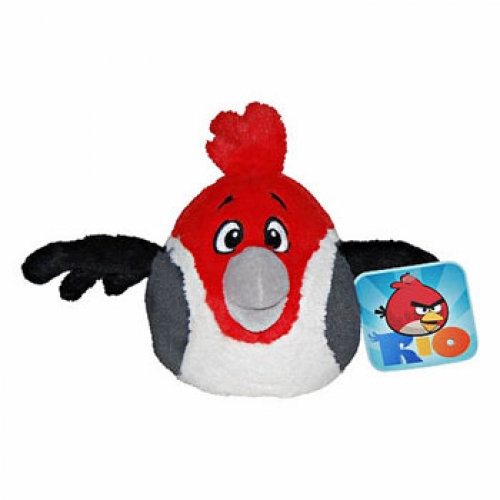 Angry Birds Stuffed Toys : Angry birds rio inch cm plush soft stuffed toy gift