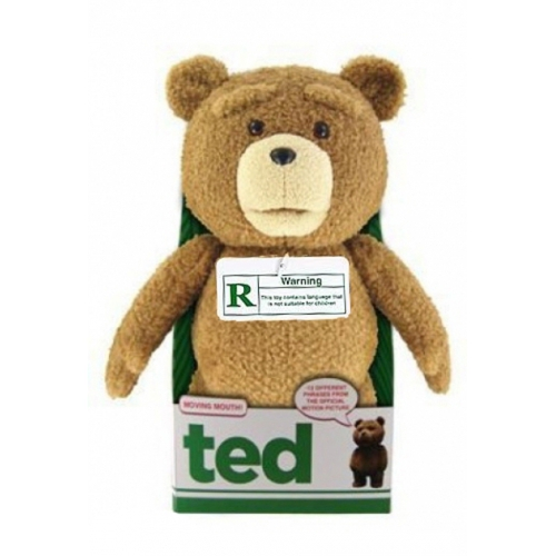 Toys For Ted : Talking ted bear with sounds inch plush soft toy brand