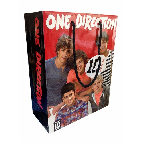 One Direction 1D Carta Pacco Regalo Decorazione EBay
