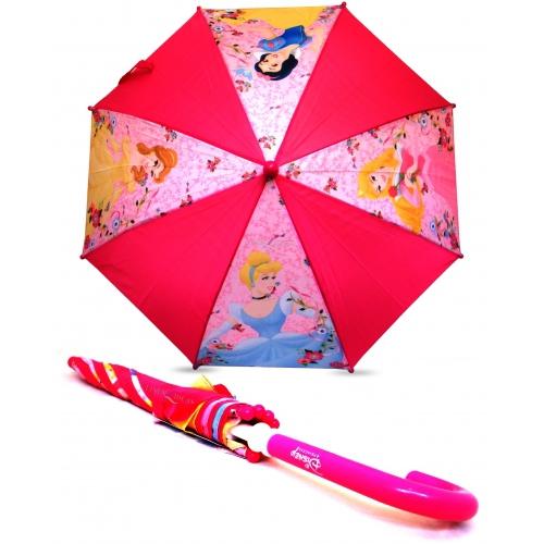 Disney Princess Flowers Garden Sparkle Umbrella Brolly Princess With Umbrella