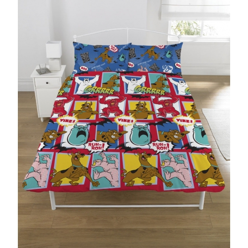 Kids Characters & Brands | Single | Double | Bed Quilt Duvet Cover ... : quilt double bed - Adamdwight.com