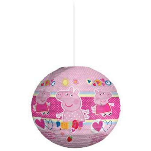 Peppa pig 39picnic39 paper lighting shade brand new gift ebay for Peppa pig lamp and light shade
