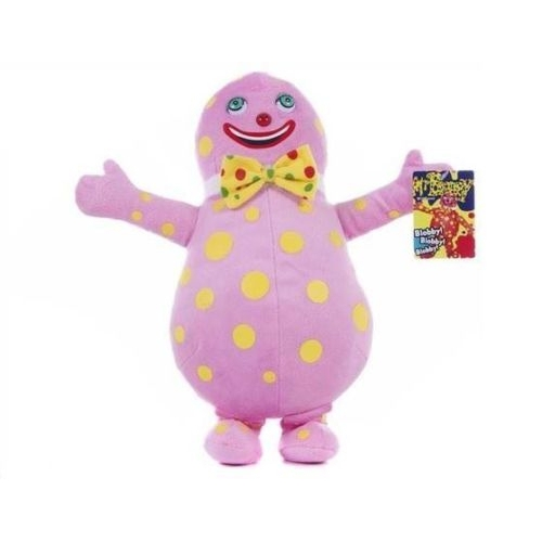 Mr-Blobby-10-Inch-Plush-Soft-Toy