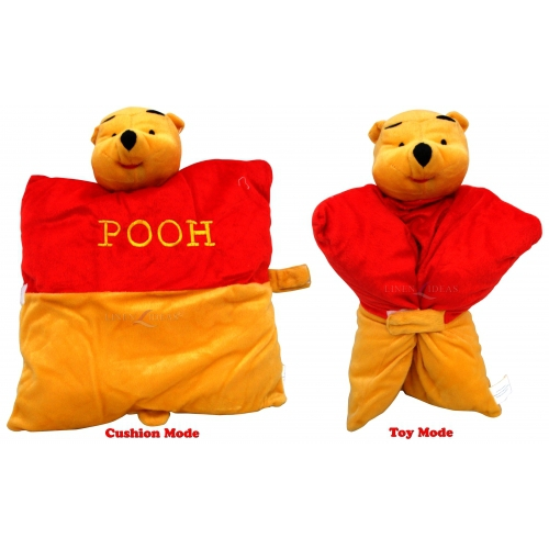 disney winnie the pooh 2 in 1 kissen geformt brandneu geschenk ebay. Black Bedroom Furniture Sets. Home Design Ideas