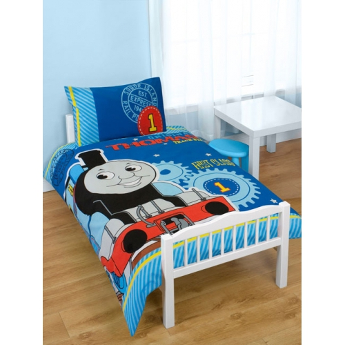 Thomas And Friends Junior Bed Set