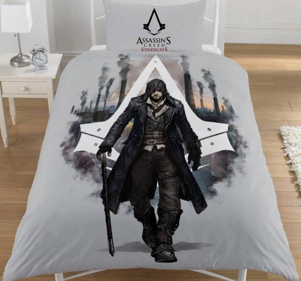 Assassins Creed 'Syndicate' Forro Colcha Edredón Cama ...