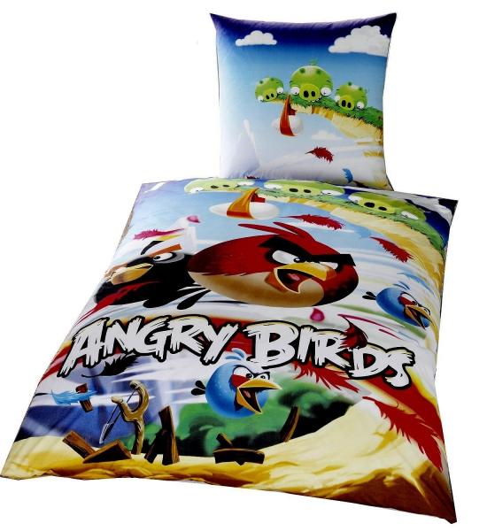 angry birds 171 cliffhanger 187 panneau r 233 versible housse de couette lit single ebay