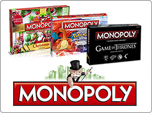 monopoly games
