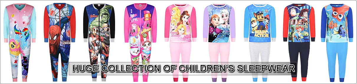 children clothing, jumpsuits and pyjama sets